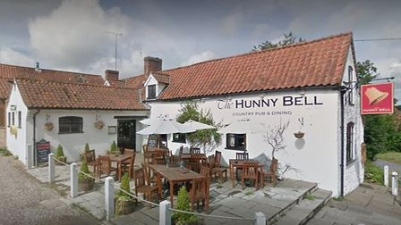 The Hunworth Bell, near Holt. Picture: Google StreetView