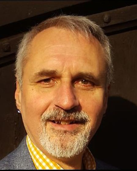 Green city councillor Nigel Utton. Pic: Norwich Green Party