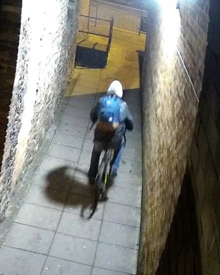 Police are asking for help in identifying this man. Picture: Norfolk Constabulary