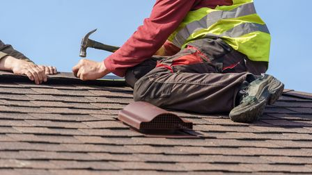 People are being warned to be aware of rogue traders offering roof repairs in Norfolk. Picture: Gett