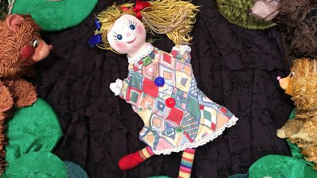 Goldilocks Credit: Supplied by Norwich Puppet Theatre