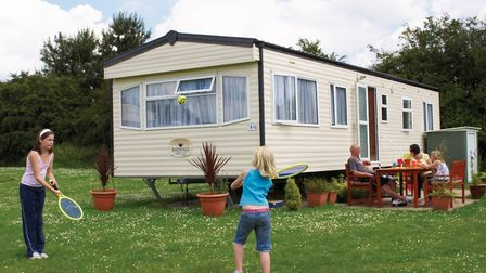 Breydon Water Holiday Park is one of six resorts along the Norfolk coast being revamped as part of a
