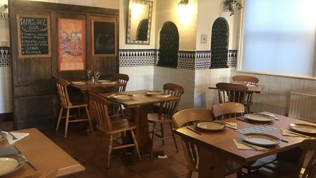 After more than 20 years in business, Torero Bar de Tapas in Norwich is closing. Picture: Victoria