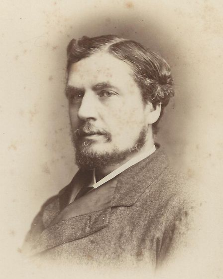 Philip Candler Shepheard, the north Norfolk landowner who became Maria Pasqua's husband. Picture: Ar