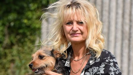 Sharon Tidnam, who now faces a £150,000 legal bill Picture: Jamie Honeywood