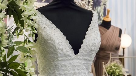 Bride: The Wedding Show returns to the Showground this weekend Credit: Archant