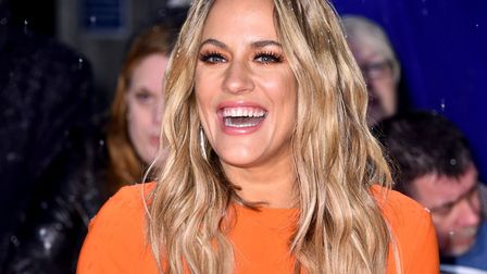 Caroline Flack's family has released a powerful message the Norfolk TV presenter wrote days before s