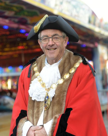 The Kings Lynn Mart has now been officially opened by the Mayor Geoff Hipperson Picture: SARAH LUCY