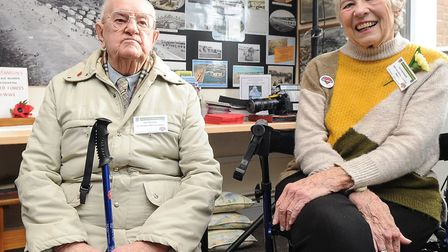 Local people attended the official opening of Hunstanton Heritage Centre that houses a collection of