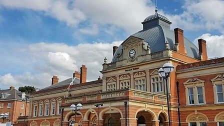 Norwich rail station. Picture: Greater Anglia