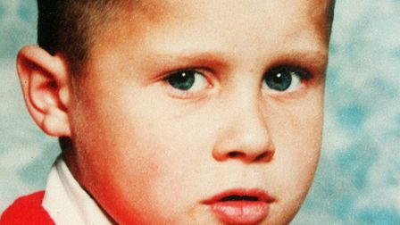 Rikki Neave was killed in November 1994 near his home in Peterborough. Photo: PA Wire