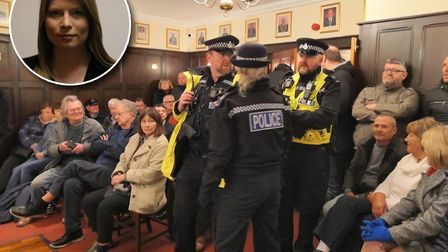 Taila Taylor has called on Attleborough Town Council to resign in its entirety. Picture: Archant/Bre