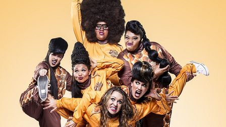 Hot Brown Honey will turn up the heat on the new Adnams Main Stage Credit: Dylan Evans