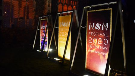 The launch of the Norfolk and Norwich Festival 2020. Picture: DENISE BRADLEY