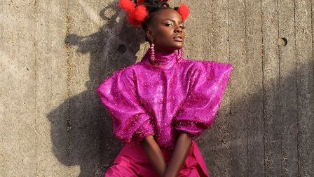 Shingai, lead singer of The Noisettes, will perform in the Adnams Spiegeltent Credit: Supplied by N&
