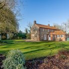 Woodland and Meadow Cottages in Guestwick are on the market, together, at a guide price of £675,000.