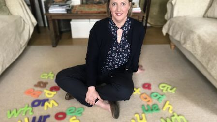 Zoe Brown is a dyslexia specialist, she is running a series of workshops to educate parents on what