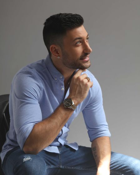 Strictly Come Dancing star Giovanni Pernice is coming to Norfolk and Suffolk on his This Is Me tour.