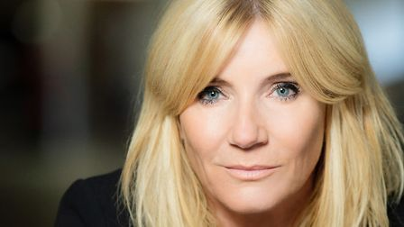 Former EastEnders and Coronation Street actress Michelle Collins stars in The Birthday Party Credit:
