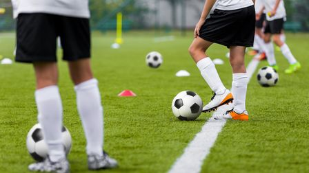 New FA guidance will limited children to on the grass training, but headers will still be allowed in