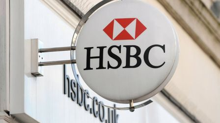 HSBC is closing outlets including one in Thetford. Pic: Archant