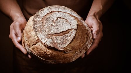 Artisan sourdough bread. Picture: Getty Images/iStockphoto
