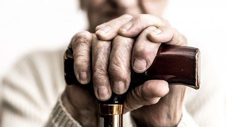 The Health Secretary has said the over-70s could be urged to self-isolate for four months. Picture: