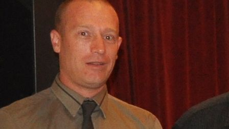Tributes have been paid to lorry driver Calvin Beckett, the chairman of Toftwood Social Club. Pictur