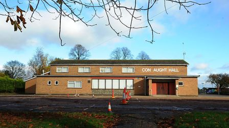 Attleborough's parish meeting on March 12 was held at Connaught Hall amid the ongoing 'bullying' sag