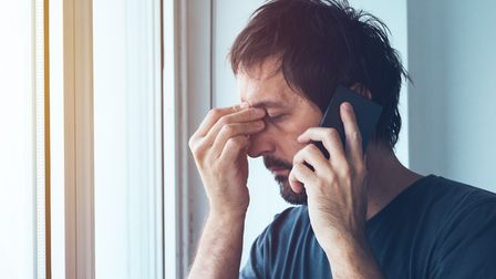 Callers to the Norfolk 111 line hung up before being answered by an advisor on 525 occasions in Febr
