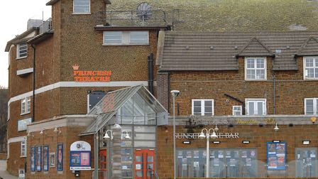 The Princess Theatre at Hunstanton is also closing as a precaution Picture: Chris Bishop