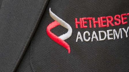 Pupils at Hethersett Academy would be taught online in the event of the school closing over coronavi