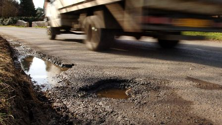 A call has been made for the council to be less stringent over pot-hole claims. Pic: Ian Burt.