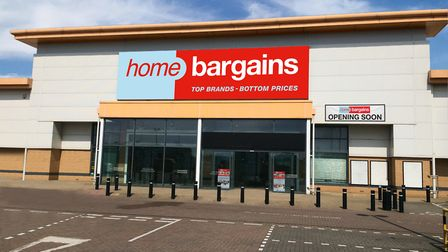 Home Bargains in Great Yarmouth. Picture: Archant