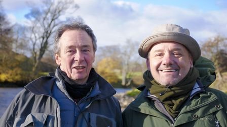 Catch an episode of Gone Fishing on iplayer Picture: john Bailey