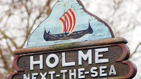 Villagers at Holme have set up an information Network Picture: Matthew Usher