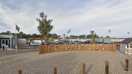 Hemsby Beach Holiday Park has closed all of its complexes amid coronavirus concerns. Picture: Google