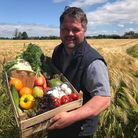 Lee Martin, owner of Norfolk in a Box. Picture: Lee Martin