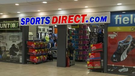 Sports Direct said it would stay open after the Government's announcement on Monday but has now shut