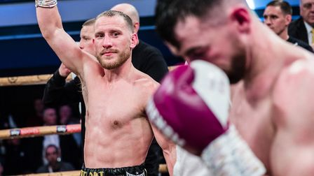 Ryan Walsh may have to wait for his Golden Contract final Picture: Mark Hewlett