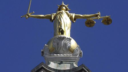 A man has been jailed for assault after spraying his former partner with a garden hose. Picture PA.