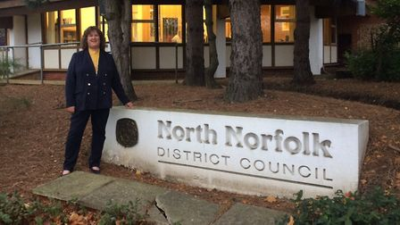 Sarah Butikofer, leader of North Norfolk District Council, said the authority was organising the vol