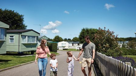 Cherry Tree Holiday Park. Picture: Parkdean Resorts.