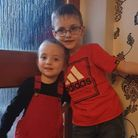 To Great Nanny and Great Grandad Surplice. We are missing you so much and cant wait to see you soon.