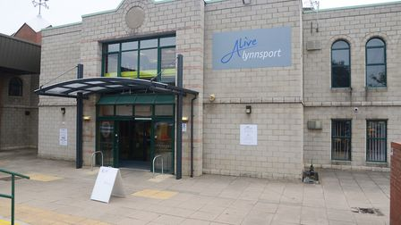 Lynnsport and other leisure centres in West Norfolk are closing Picture: Ian Burt