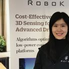Hao Zheng, co-founder and chief executive at RoboK, the Cambridge startup hoping to deliver cutting-