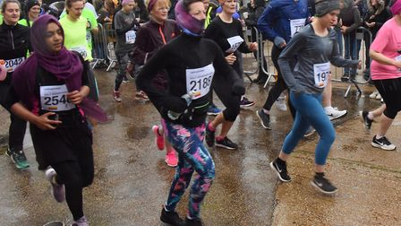 The City of Norwich Half Marathon will now take place in October. Picture: Archant