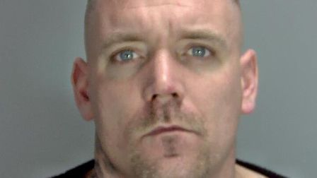 Matthew Sykes, who has been jailed for more than three years. Picture: Norfolk Constabulary
