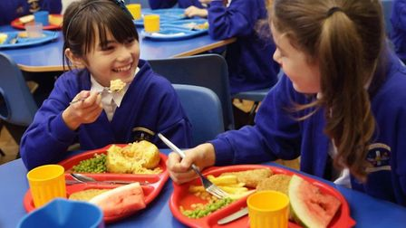 Parents are being warned of a free school meals scam amid the coronavirus shutdown. Picture: Getty