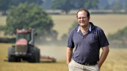 NFU vice president Tom Bradshaw has called on royal and church estate landlords to offer flexible re
